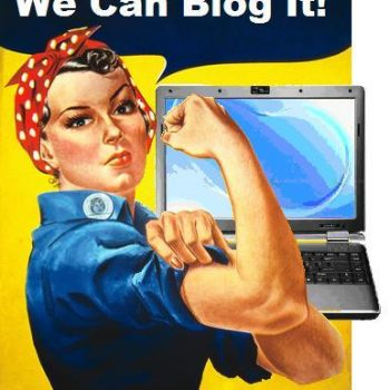 Friday Question: Why do you blog?
