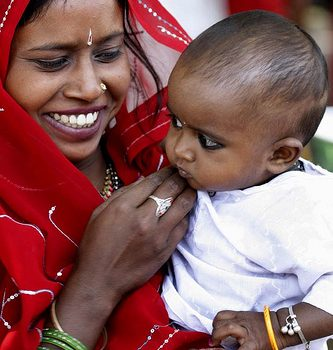 INDIA: The Miracle of Life