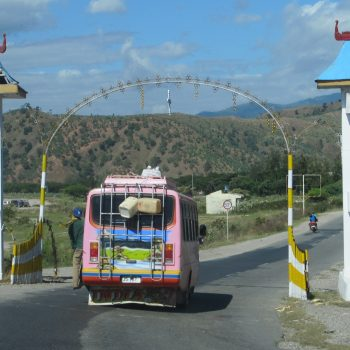 EAST TIMOR: Driving Me Crazy!