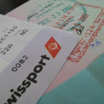 Friday Question: Your gift: a ticket to anywhere. Where would you go?