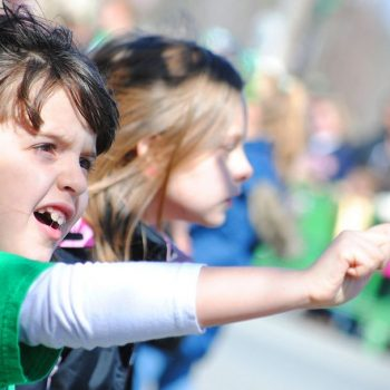 Saturday Sidebar: Are you wearing green?