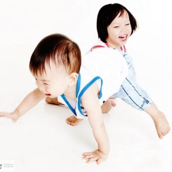 SINGAPORE:  The Sibling Relationship Begins in the Womb