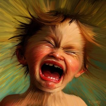 Saturday Sidebar:  Tantrums, meltdowns….how to deal?
