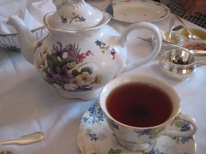 NEW YORK, USA: Hosting a GAVI Global Tea Party in NYC!