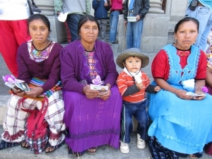 HUMAN RIGHTS:  Celebrating International Women's Day in Guatemala