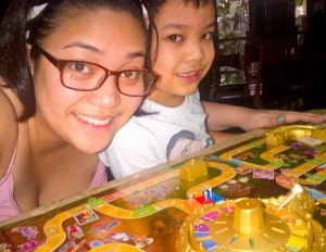PHILIPPINES:  The Inexperienced Work-at-Home-Mom