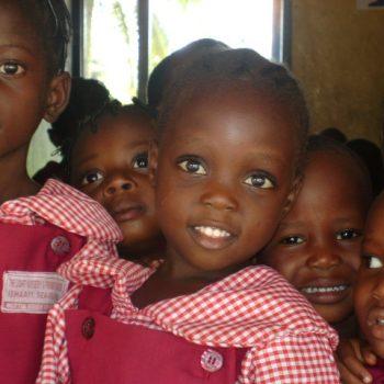 NIGERIA:  Eyes Wide Open