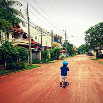 LAOS:  Life Transitions with Toddlers