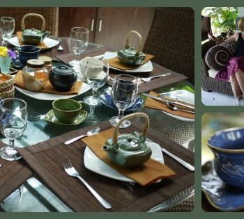 INDONESIA: The GAVI Global Tea Party in Bali