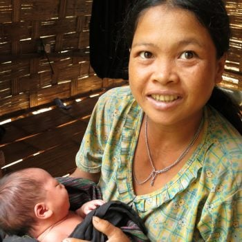 SOCIAL GOOD: Small Project, Big Impact: Making Birth Safe in Laos