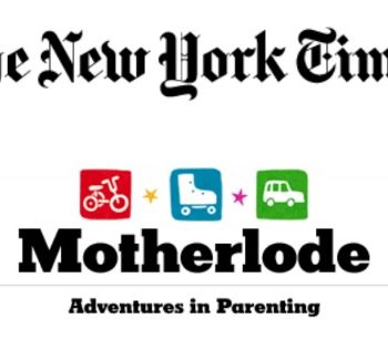 "The NY Times calls World Moms Blog a ""Must Read"""