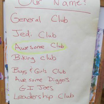 Washington, USA: The Awesome Club