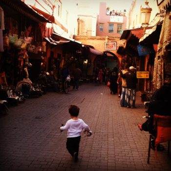MOROCCO: Coming to Terms with Income Inequality, Toddler Addition