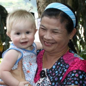 World Mom Feature: Loren Braunohler in Thailand