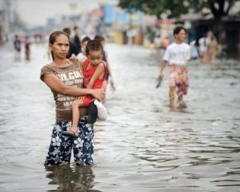 PHILIPPINES: Monsoons and Motherhood