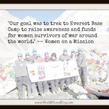 SOCIAL GOOD: Women on a Mission to Reach Higher Ground