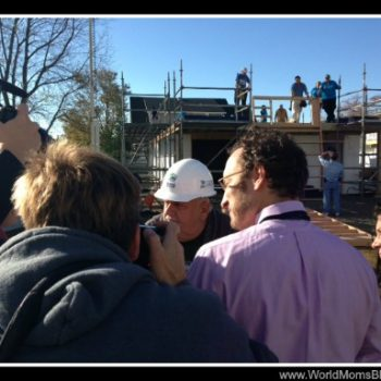 """NEW JERSEY, USA: Former US President & First Lady Carter are the """"Real Deal"""" for World Habitat Day"""