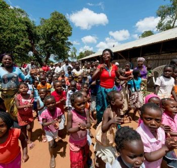 MOZAMBIQUE: Interview With Save The Children On Early Education