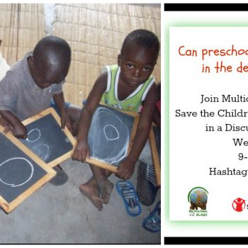SOCIAL GOOD: Early Education With Save The Children In Mozambique