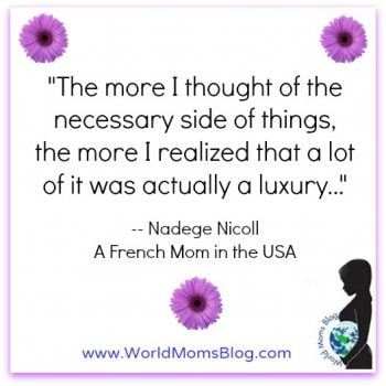 WORLD TOUR: A French Mom Abroad