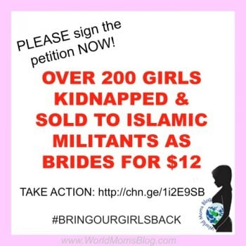 Over 200 Girls Kidnapped in Nigeria & Sold as $12 Brides