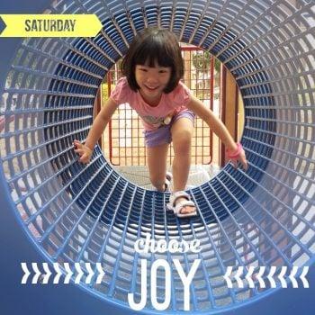 SINGAPORE: Less Stress, More Joy