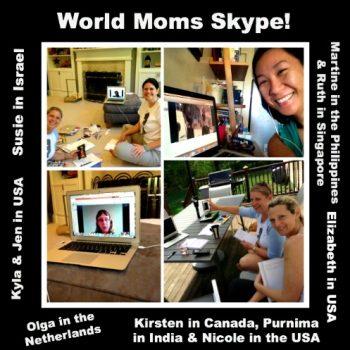 World Moms Blog Hosts Editor Retreat