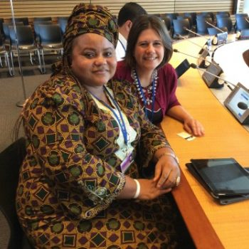 WORLD VOICE: Global Change-Makers Press the World Bank #AMCSO14