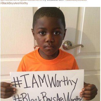 #BlackBoysMatter