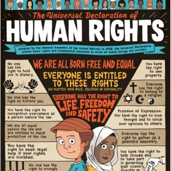 SOCIAL GOOD: Human Rights Day Activities for You & Your Kids!