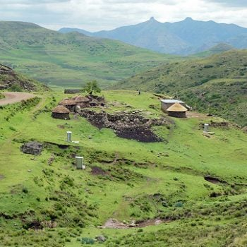 LESOTHO:  First Impressions and Back Again