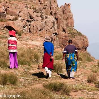 LESOTHO: The Mothers of a Nation
