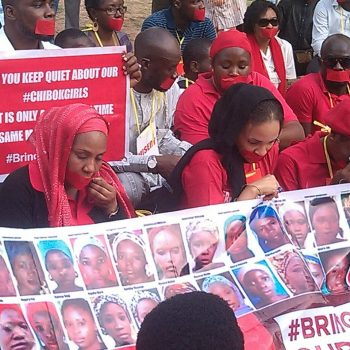 World Voice: #365DaysOn #CHIBOKGIRLS #NeverToBeForgotten