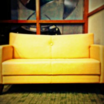 FLORIDA, USA: The Couch in the Chapel