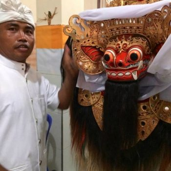 EYE ON CULTURE: INDONESIA: Magical Icons of Bali