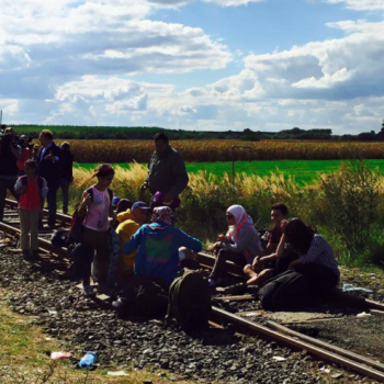 WORLD VOICE: Embracing Diversity & The European Refugee Crisis
