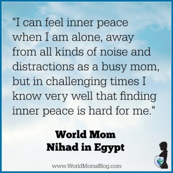 EGYPT: Finding Inner Peace in Challenging Times