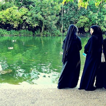 SAUDI ARABIA: A Woman's World: Niqab, Coifed Hair and Starting a Business