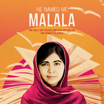 WORLD VOICE: Party #withMalala and National Geographic!
