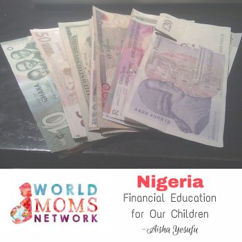 NIGERIA: Financial Education for Children