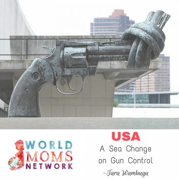 USA: A Sea Change on Gun Control