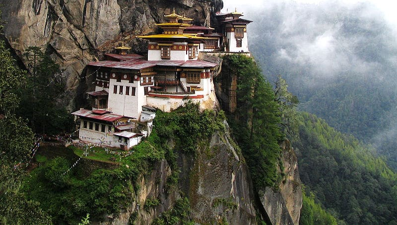 Trek to Tiger Nest Monastery
