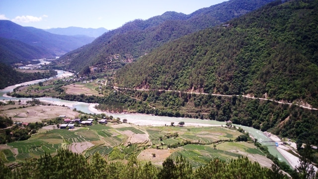 The Beautiful Ecology of Bhutan