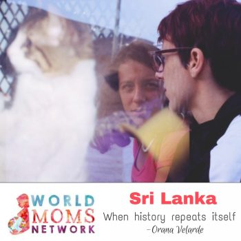 SRI LANKA: When history repeats itself