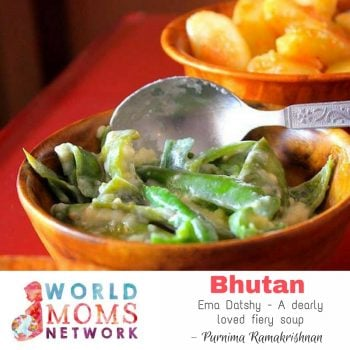 Bhutan: Ema Datshi – A Dearly Loved Fiery Soup