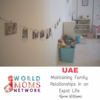 UAE: Family Ties in an Expat Life