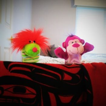 USA: The Back to School Safety Puppet Show