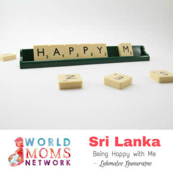 SRI LANKA: Being Happy With Me