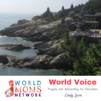 World Voice: Praying and Advocating for Education