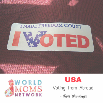 USA: Voting from Abroad